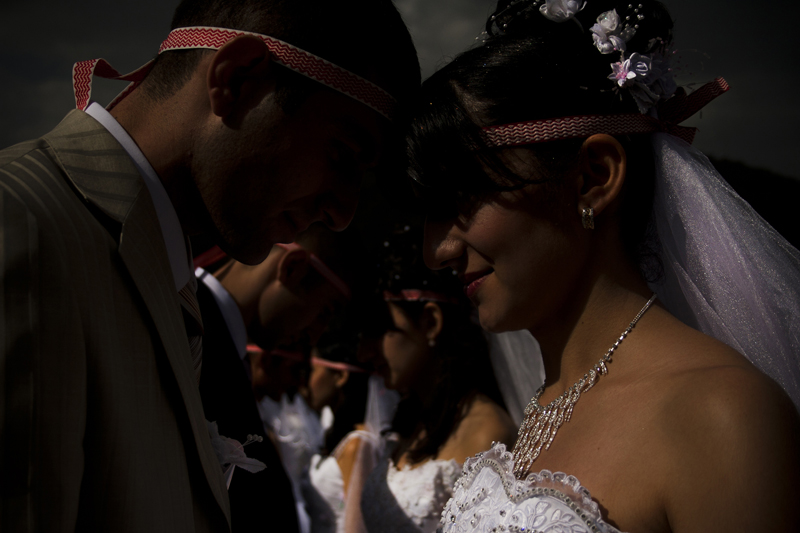 2008. The wedding in Gandzasar.